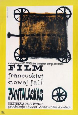 Pantalaskas, 1962 r., reż. Paul Paviot