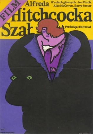Szał, 1977 r., reż. Alfred Hitchcock