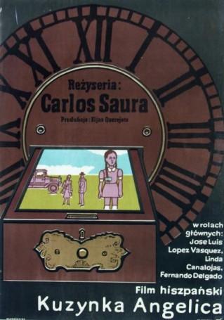 Kuzynka Angelica, 1978 r., reż. Carlos Saura