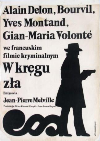 Le cercle rouge, 1970, director Jean-Pierre Melville
