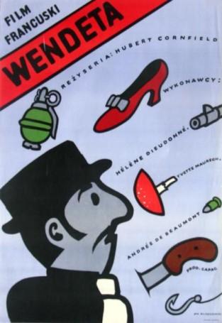 Wendeta, 1978 r., reż. Hubert Cornfield