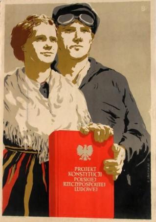 Projekt konstytucji Polskiej Rzeczypospolitej Ludowej, 1951