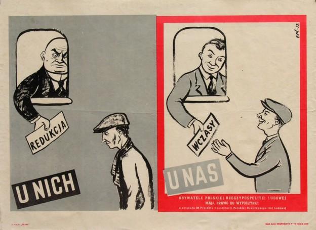 Obywatele Polskiej Rzeczypospolitej Ludowej mają prawo do wypoczynku, 1952 r.