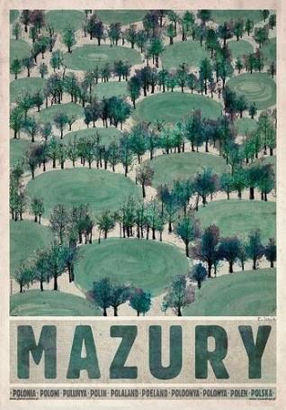 Mazury -wiosna, 2018 r., zcyklu
