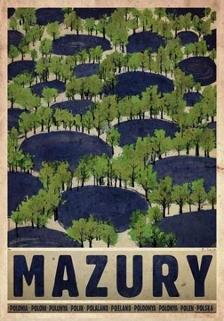 "Mazury -lato, 2018 r., zcyklu ""Polska"", Ryszard Kaja"