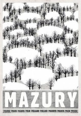 Mazury -Winter, 2018, Ryszard Kaja