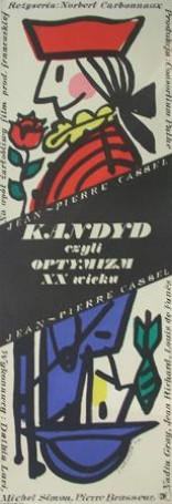 Kandyd czyli optymizm XX wieku, 1963 r.