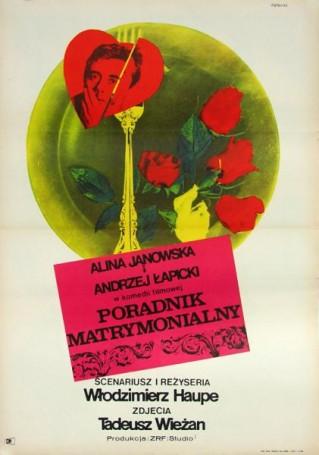 Poradnik matrymonialny, director Wlodzimierz Haupe, 1968