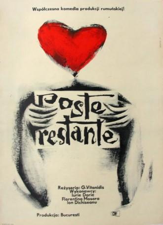 Poste Restante, 1963