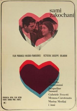 Sami zakochani, reż. Giuseppe Orlandini, 1963 r.