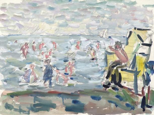 Swinoujscie- Bath V, 1972 r.