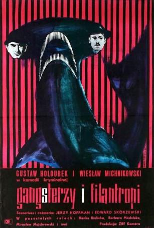 Gangsterzy ifilantropi, 1962 r., reż. Jerzy Hoffman