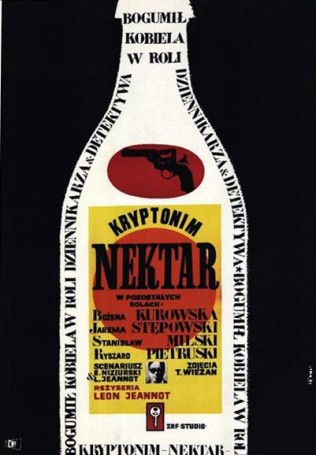 "Kryptonim ""Nektar"", 1963 r., reż. Leon Jeannot"