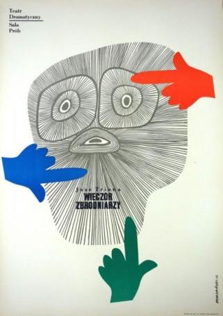 Wieczor zbrodniarzy, 1966