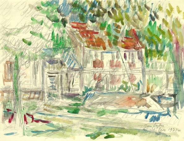 Stary Sącz, 1971 r. (nr. 10)