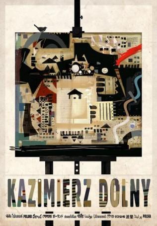 Kazimierz Dolny, zcyklu