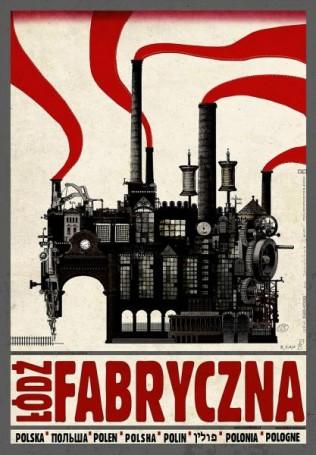 Łódź Fabryczna, zcyklu