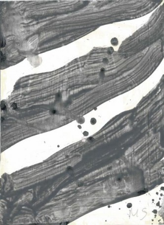 Gray Dripping III
