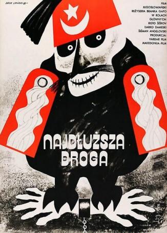 Najdłuższa droga, 1977 r.