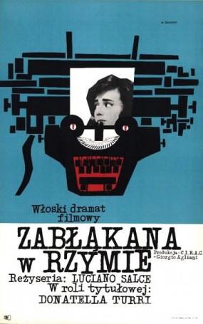 Zabłąkana wRzymie, 1966 r.
