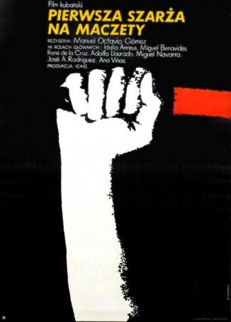 Pierwsza szarża na maczety, 1970 r.