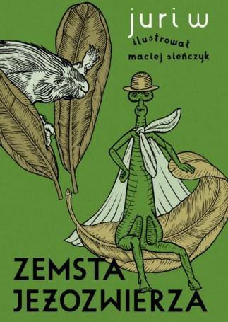 """""""Zemsta Jezozwierza"""" -cover"""
