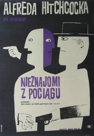 Nieznajomi zpociągu, 1963 r.