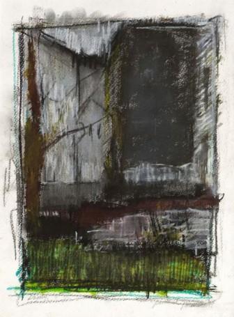 Ściany domów szare, 1999 r.