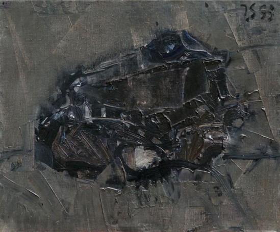 Czaszka, 1995 r.