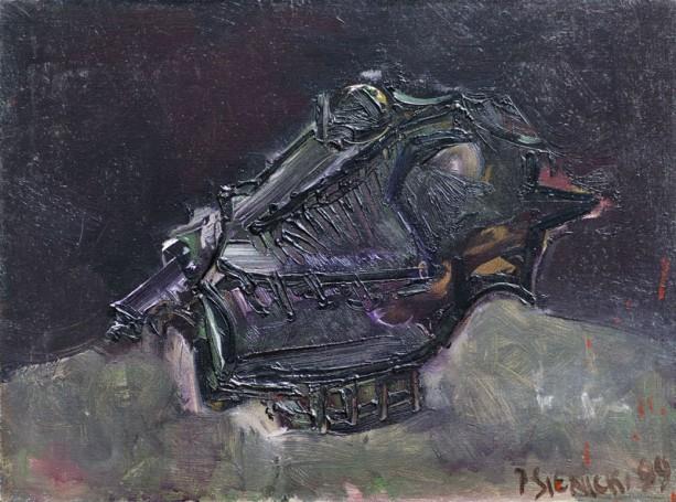 Czaszka, 1999 r.