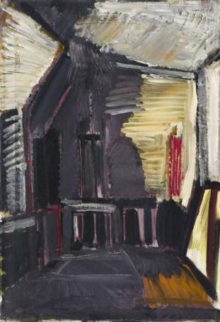Wnętrze, 1971 r.