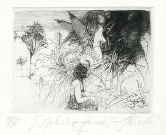 Krzysztof Skórczewski, Popoludnie fauna, 2000