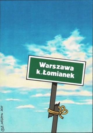 Warszawa k. Łomianek, 2011