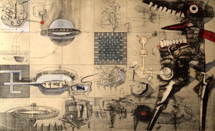 Pastuch Kosmosu, 2015