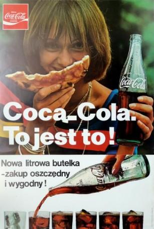 Coca-Cola. To jest to!