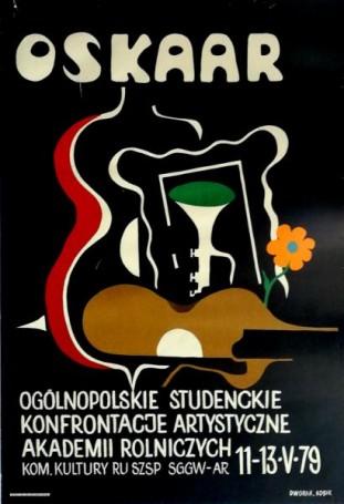 OSKAAR -Ogólnopolskie Studenckie Konfrontacje Artystyczne Akademii Rolniczych, 1979
