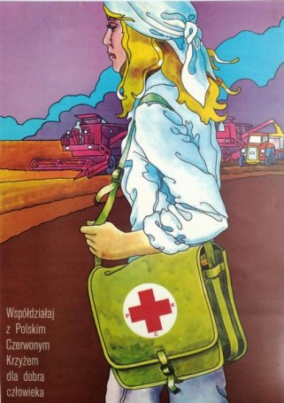 Wspoldzialaj zPolskim Czerwonym Krzyzem dla dobra czlowieka