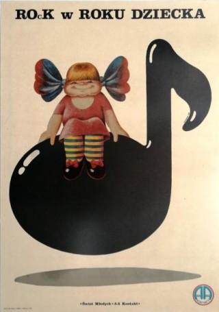 Rock wroku dziecka, 1979