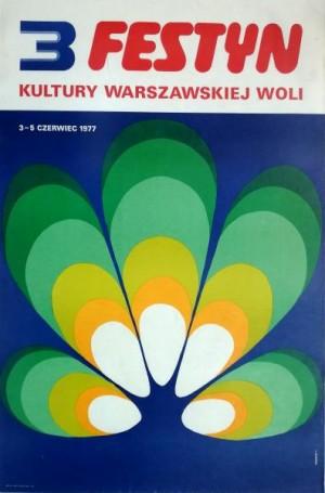 3 Festyn Kultury Warszawskiej Woli, 1977