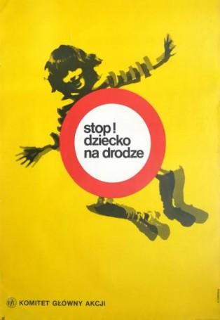 Stop! Dziecko na drodze