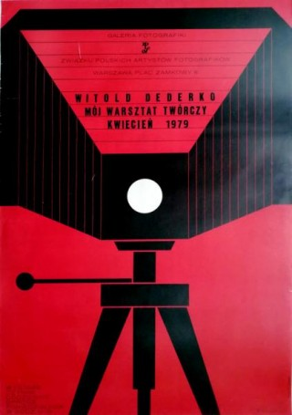 Witold Dederko Mój Warsztat Twórczy, 1979