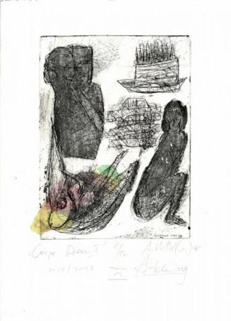 Carpe Diem II, 2002/2017, Andrzej Kasprzak