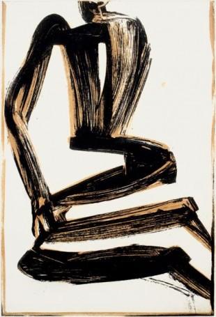 Siedzący, 1996 r.