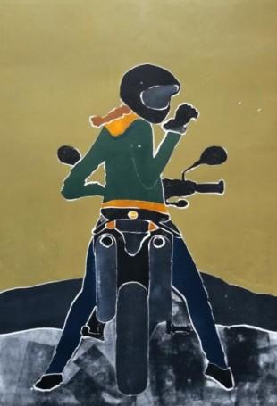 Motocyklista, 2019 r.