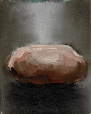 55. Bez tytułu, zcyklu: Kamienie