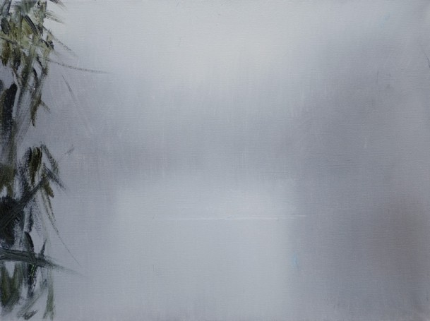 Rzeka Bug, Mgła, 2018
