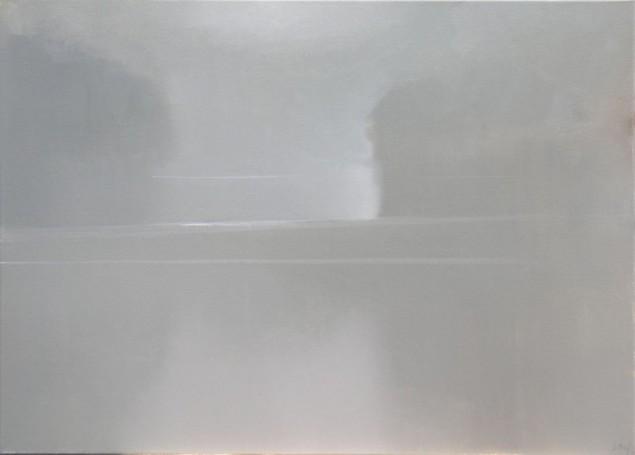 Bug River, Fog, 2020