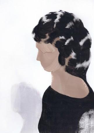 Agata Bogacka, Woman from aside, 2015 r.