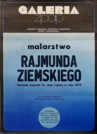 Malarstwo Rajmunda Ziemskiego, 1979 r.