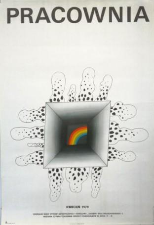 Pracownia, 1978 r.
